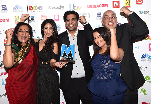 Matchless Asian network desi mixer apologise, but