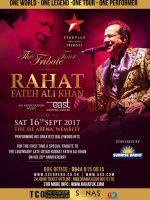 Rahat Fateh Ali Khan Live
