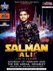 Salman Ali Live