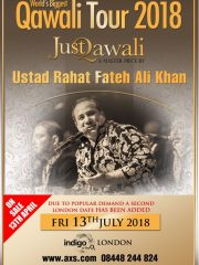 Qawali UK Tour