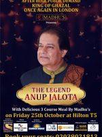 Anup Jalota Live