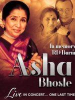 Asha Bhosle Live