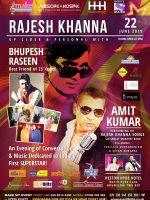 Amit Kumar Live