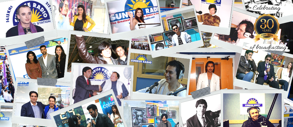 Sunrise Radio – Official Site – The Greatest Asian Radio