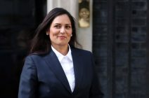 Home Secretary, RT HON Priti Patel MP