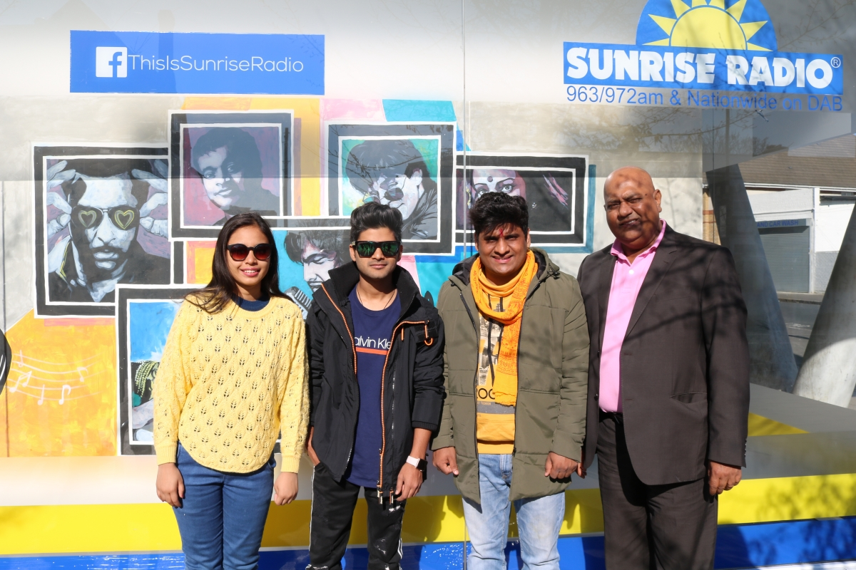 Sunrise Radio – Official Site – The Greatest Asian Radio Station in