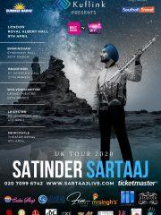 Santinder Sartaaj Live